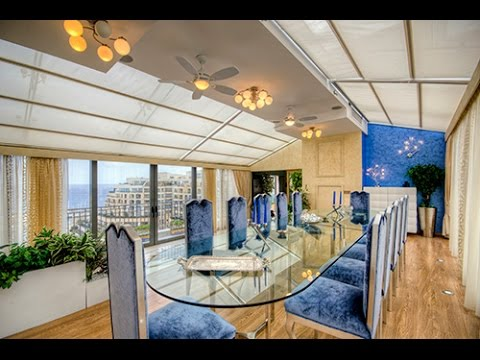 Luxury Portomaso Penthouse - Malta Sotheby's International Realty - Exclusive Listing