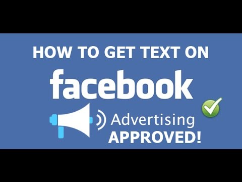 How Get Your Facebook Ads Approved Every Time Template Included - Facebook advertising template