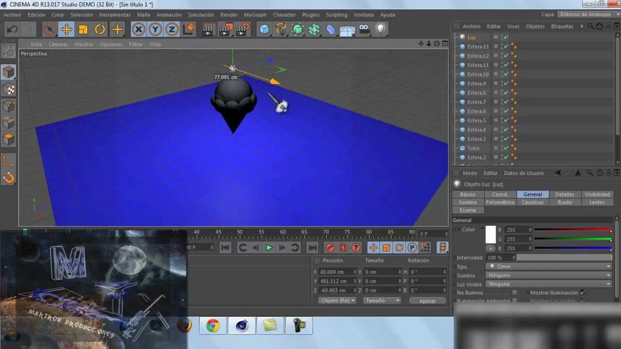 Como hacer un cono de helado cinema 4d 720p hd youtube - Como hacer un cono ...