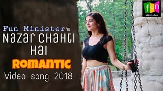 Nazar Chahti Hai Deedar Karna | New Romantic HeartTouching loving Song | #FunMinister