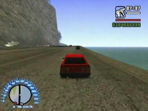 Gol cl turbo GTA San Andreas