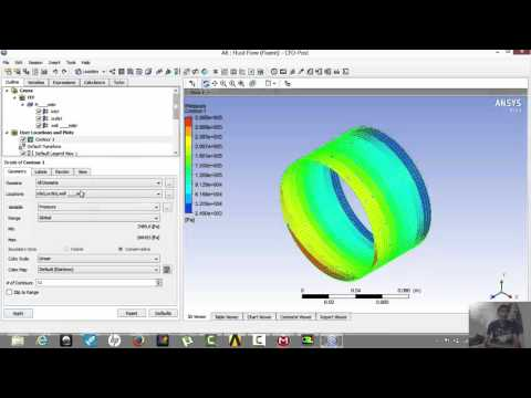 FSI ANALYSIS USING ANSYS SOFTWARE