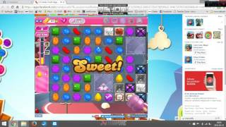 Candy Crush Saga level 1103 3 stars no boosters