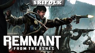 ДАРКСОУЛС В КООПЕ ЕЩЕ И ШУТЕР ► REMNANT FROM THE ASHES [1440p]