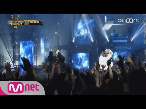 [SMTM4] Song Minho(featg) – 'Fear' @ Semi Final EP.09