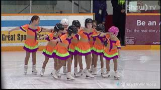 Shaw TV's coverage of the 2017 Skate Canada Manitoba Synchronized S...