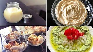 Homemade - Condensed milk & Cream Cheese / Easy Bread Pudding & Cream Cheese Dip
