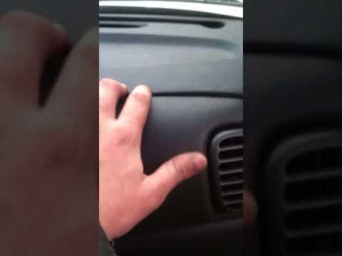 Easy Fix For Dodge Ram Cracked Dash