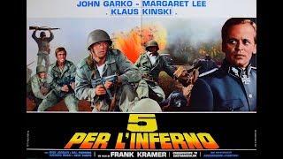 5 per l'inferno - Five for Hell (1969) Film ITA