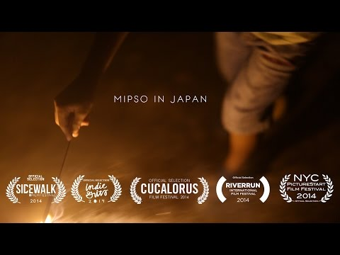Mipso in Japan
