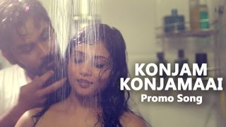 Konjam Konjamaai Promo Song Konjam Konjam  Gokul, Neenu  Vallavan  Udaysankaran