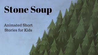 Stein-Suppe (Animierte Geschichten für Kinder)