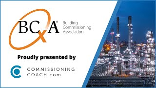 The Building Commissioning Association (BCxA) - Interview with Ryan Lean, President of the BCxA screenshot 1