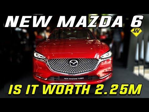 2020 Mazda 6 sedan review, walk around -philippines