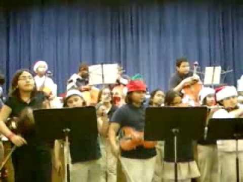 Orquesta sinfonica L.L.Hotchkiss Elementary School