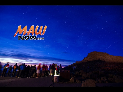 "Haleakalā NP Reports ""Peaceful"" Sunrise With New Reservation System"