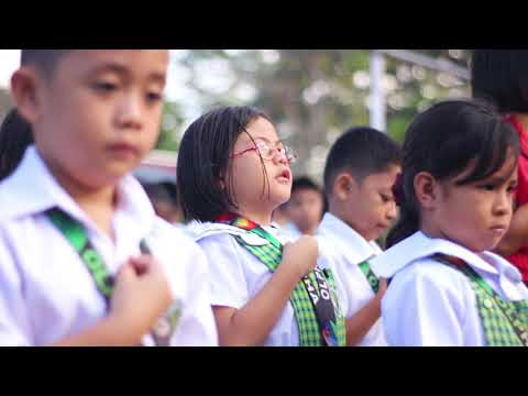 The Philippine National Anthem feat. Our Lady of Perpetual Help Academy