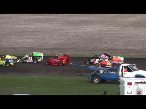 Micro Mod Frostbuster feature Benton County Speedway 4/9/17
