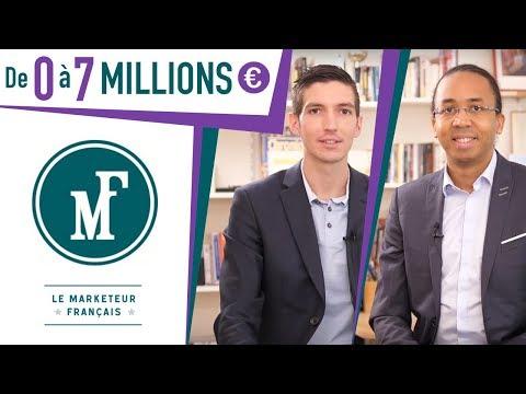 De 0 à 7 MILLIONS d'EUROS ! La MACHINE à VENDRE - Sébastien Le MARKETEUR FRANCAIS