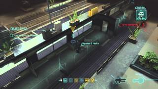 Xcom enemy Within - Council Mission - operation burning summer