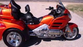 2002 Honda Gold Wing GL 1800 RAZOR MOTOR TRIKE for sale in Onalaska, TX