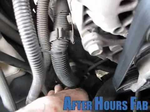 AHF - 1998 4x4 blazer fix - YouTube
