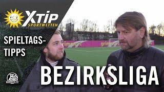 XTiP Spieltagstipp mit Thorsten Möllmann (Trainer TVD Velbert)  18 Spieltag Bezirksliga Gruppe 1