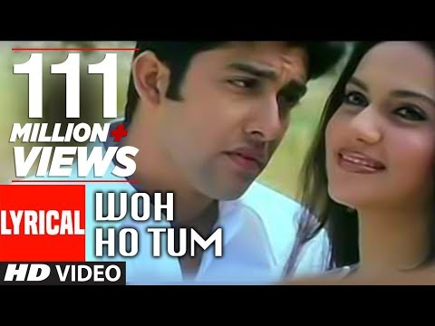 woh-ho-tum-lyrical-video-|-muskaan-|-sonu-nigam,-anuradha-paudwal