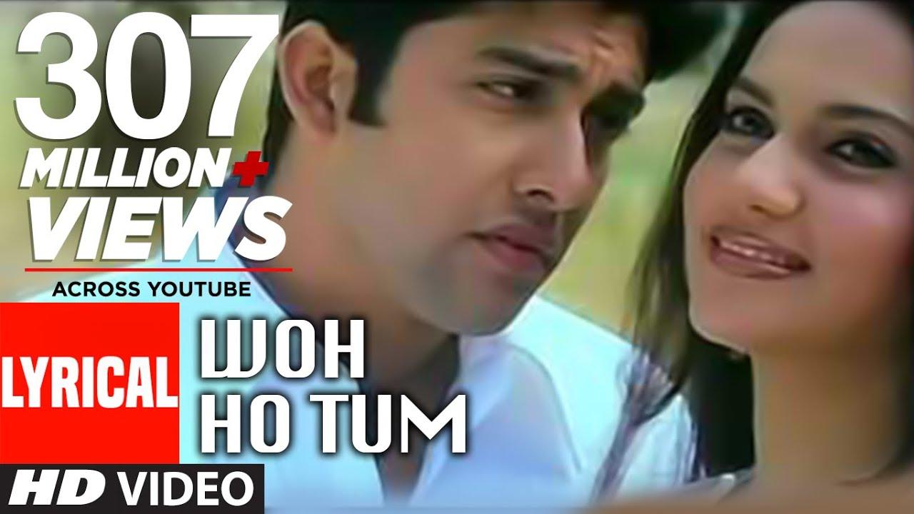 Download Woh Ho Tum Lyrical Video   Muskaan   Sonu Nigam, Anuradha Paudwal