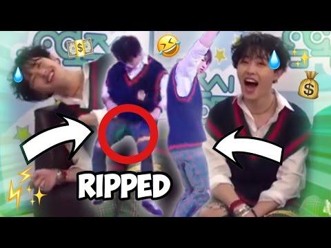 [ENG SUB] Block B-Bastarz Talk About Ukwon Ripping His Pants During