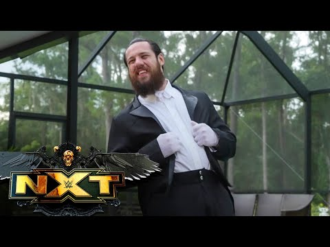 Cameron Grimes relishes his new role as LA Knight's butler: WWE NXT, July 13, 2021