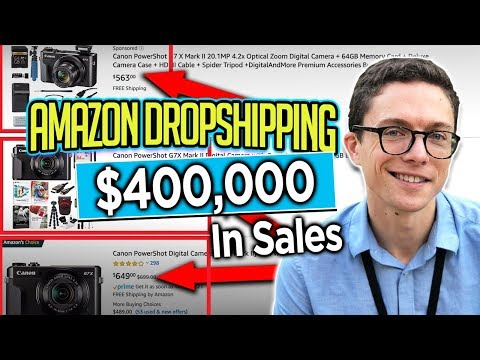 How He Made $400,000 With Amazon Dropshipping - 6-Figure Amazon Seller - Paul J Lipsky