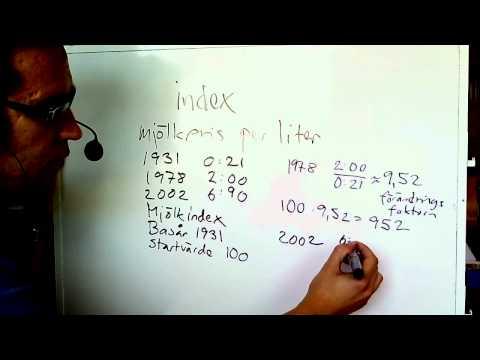 Matematik 1a 1b 1c index kpi