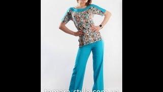 видео Женские брюки оптом от производителя