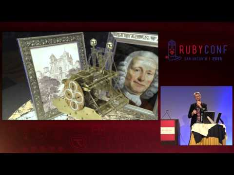 RubyConf 2015 - Keynote: Leagues of Sea and Sky by Jeff Norris