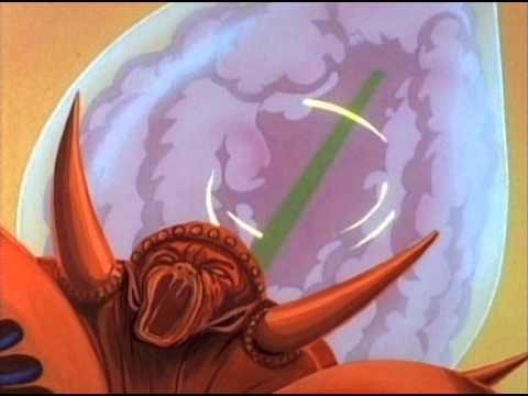 The Legend of Zelda - The Animated Series (Episode 7) - Doppelganger
