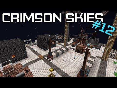 Crimson Skies #12 - Ore Processing Automation