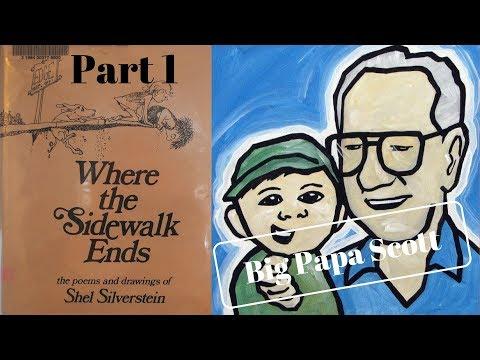 Read Aloud! Where The Sidewalk Ends By Shel Silverstein Part 1