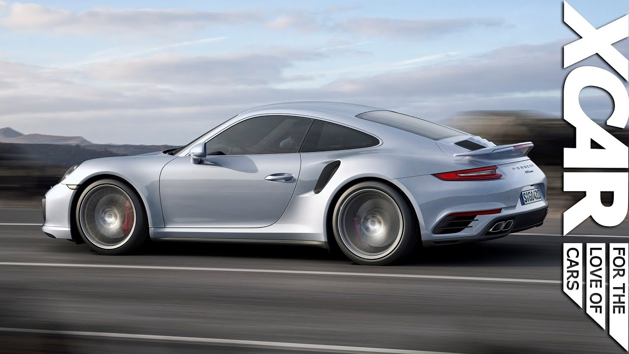 2017 Porsche 911 Turbo and Turbo S: First Look  - XCAR
