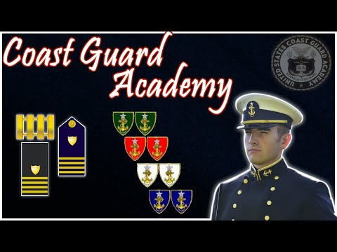 Rank Structure Of The Coast Guard Academy | Structure