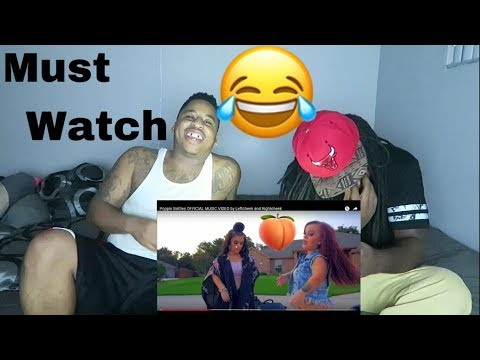Poppin Bottles OFFICIAL MUSIC VIDEO by Leftcheek and Rightcheek reaction