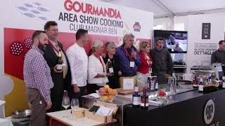 Cooking Show - L'Alpe Adria a Gourmandia - lunedì 14 maggio