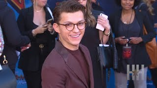 Tom Holland Wants To Play 'Spider-Man' Forever