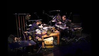 CLUSTER TABLE - duo de percussions -  Sylvain Lemêtre & Benjamin Flament (teaser)