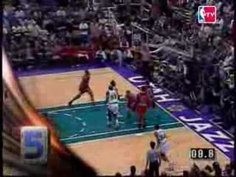 NBA 1998 Finals Top10