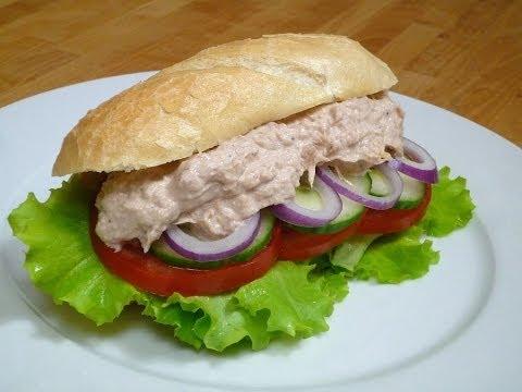 Thunfisch Sandwich / Tuna Sandwich
