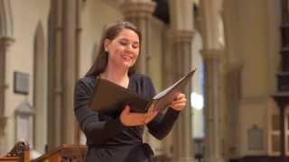 Jesus macht mich geistlich reich - Laura McAlpine, mezzo soprano & David Briggs, organ