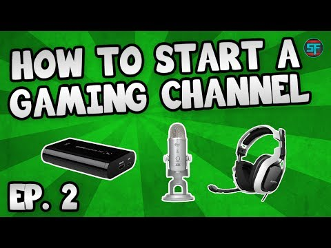 How To Start A Youtube Gaming Channel: Episode 2 - Improving Your Commentary Quality