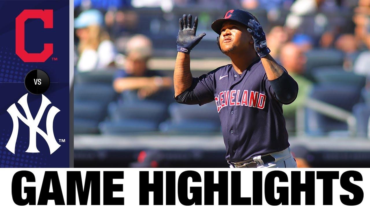Download Indians vs. Yankees Highlights (9/19/21) | MLB Highlights