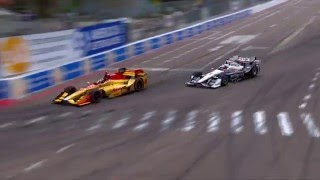 2016 Firestone Grand Prix of St. Petersburg - Race Day Highlights